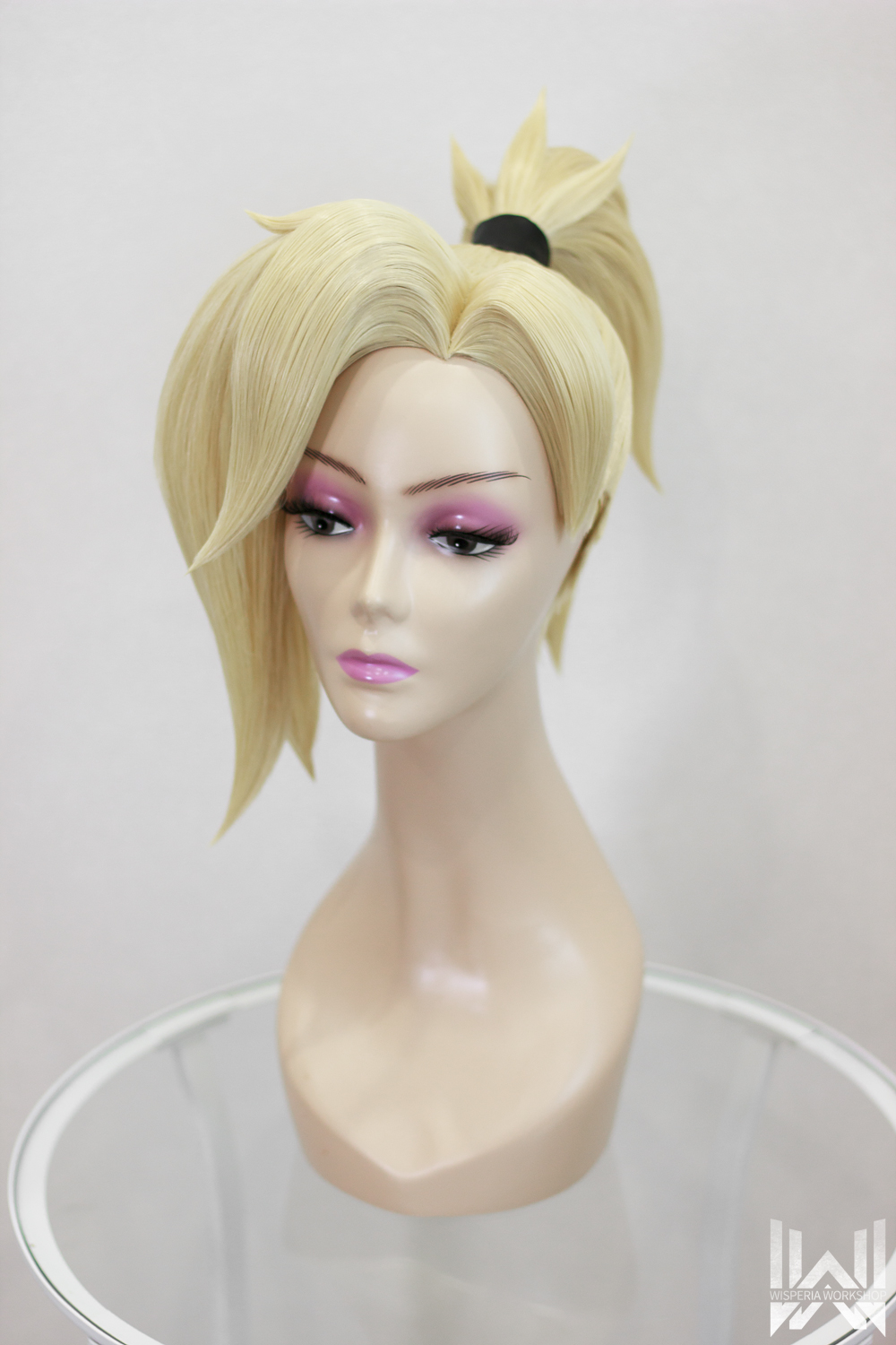 Mercy Wig Wisperia Workshop
