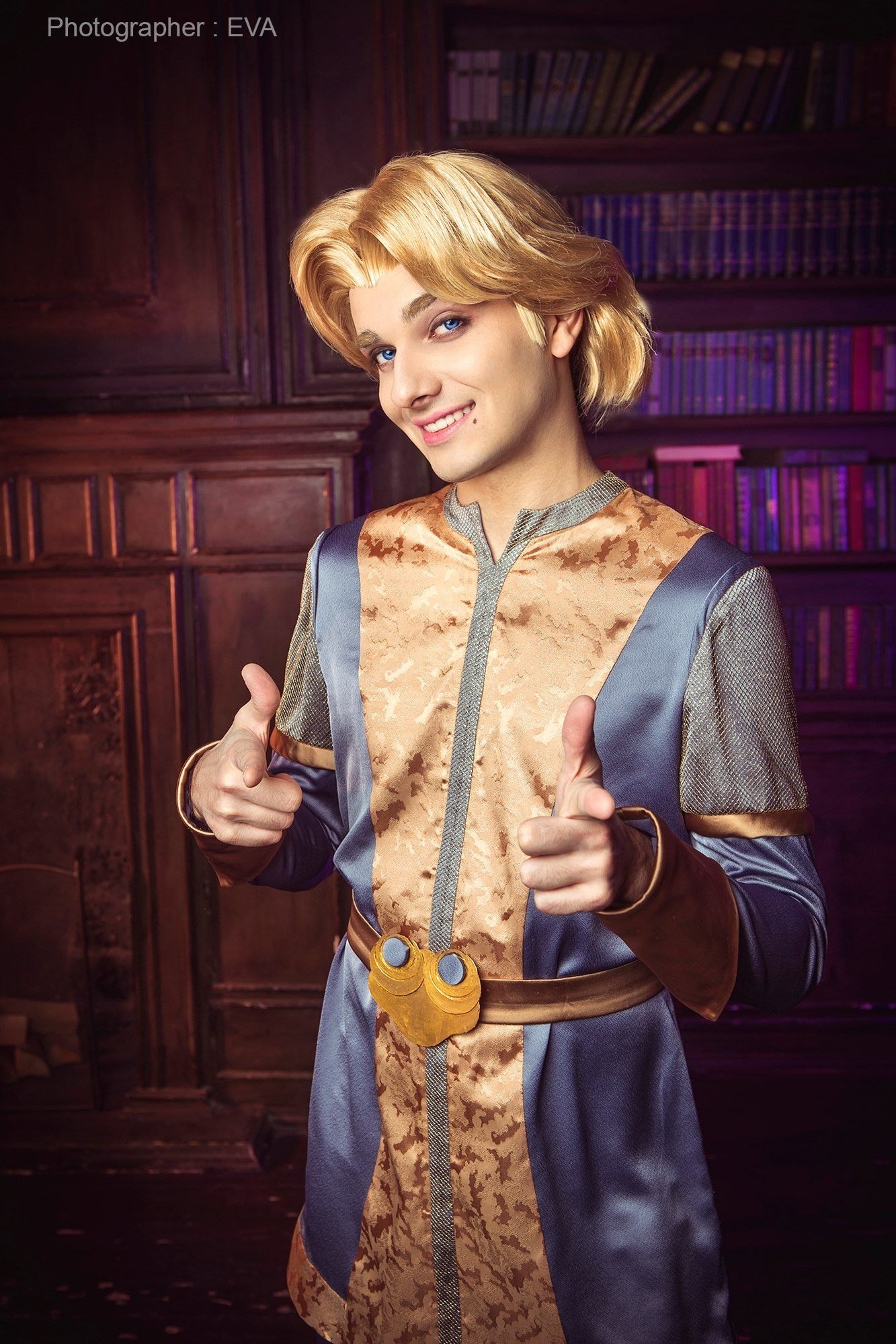 Prince Charming Shrek Costume More Info