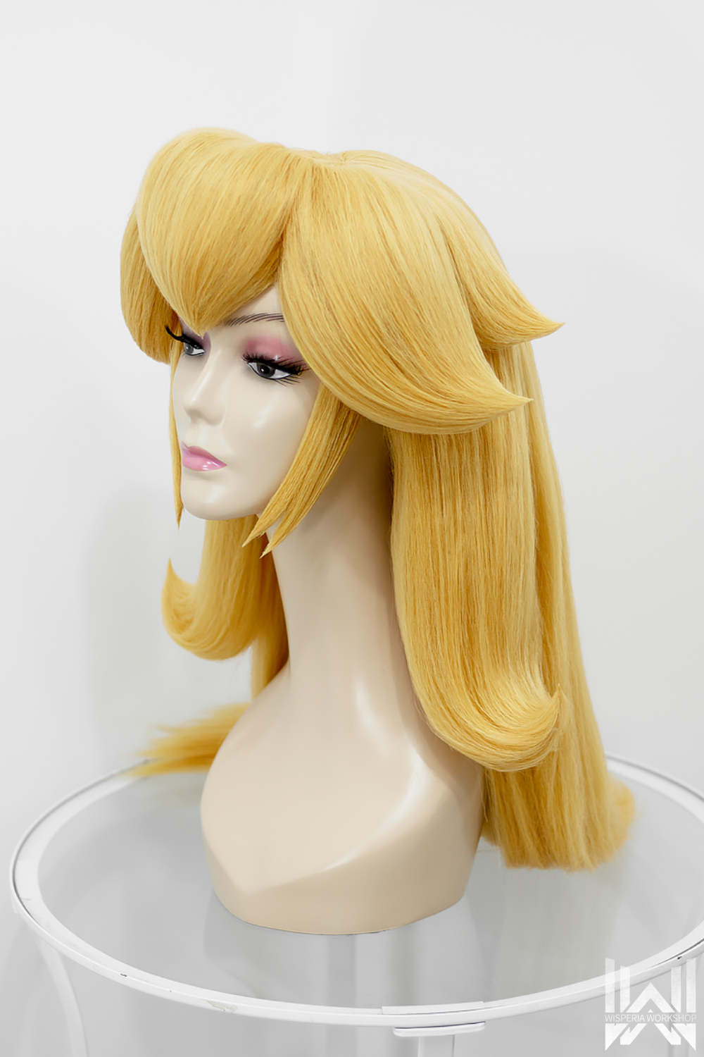 Princess Peach Wig Wisperia Workshop